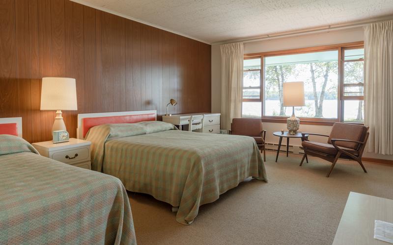 Motel-Interior